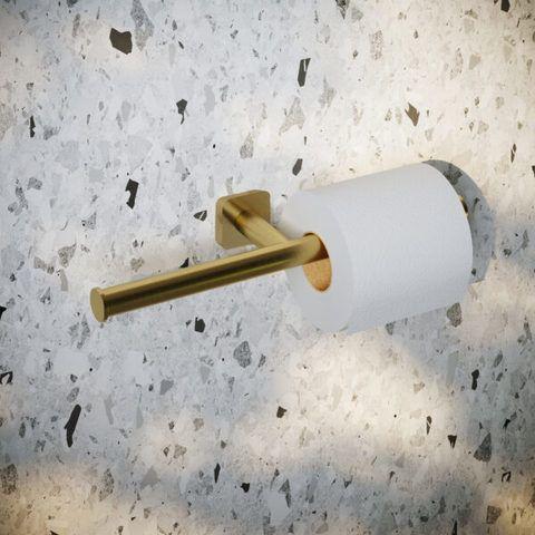 Hotbath Gal GLA05CR dubbel toiletrolhouder - Chroom