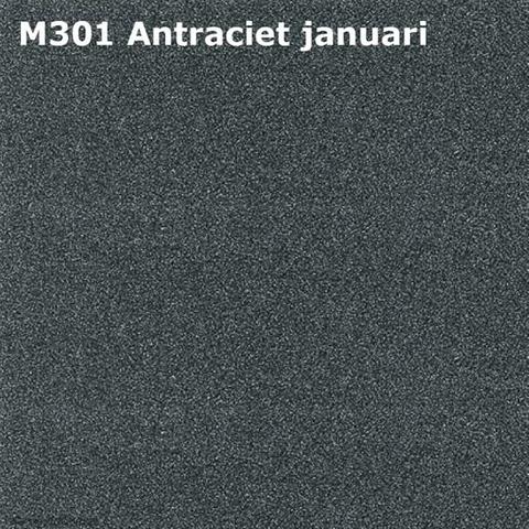 Vasco Niva NH1L1 paneelradiator type 11 - 102 x 65 cm (L x H) antraciet m301