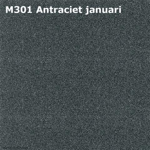 Vasco Niva NH1L1 paneelradiator type 11 - 122 x 65 cm (L x H) antraciet m301