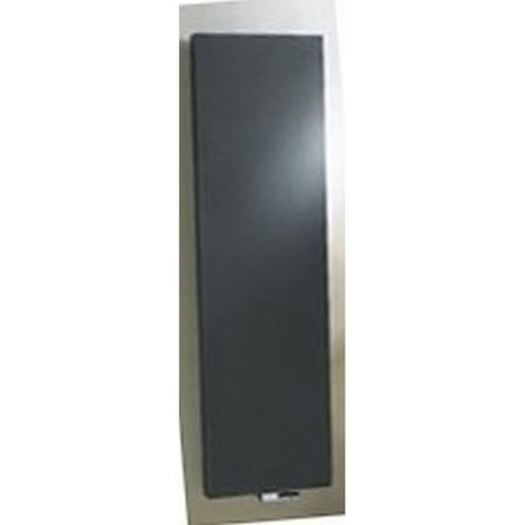 Vasco Niva N1L1 paneelradiator type 11 - 122 x 42 cm (H x L) zwart m300