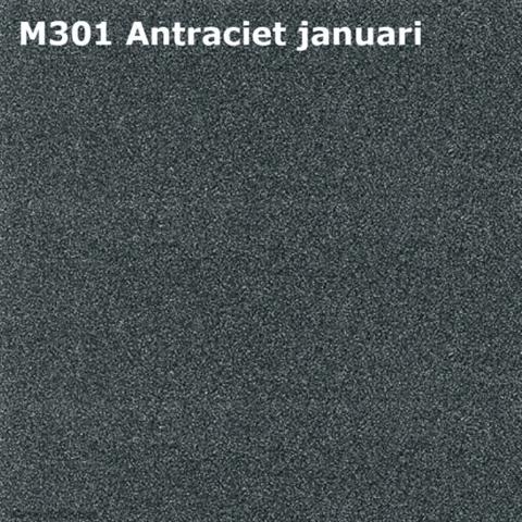 Vasco Alu-Zen designradiator 180 x 45 cm (H X L) antraciet m301
