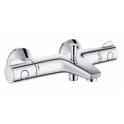 Grohe Grohtherm 800 badthermostaat chroom
