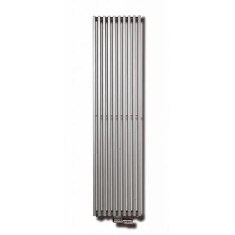 Vasco Zana ZV-2 designradiator 200 x 38,4 cm (H x L) antraciet m301