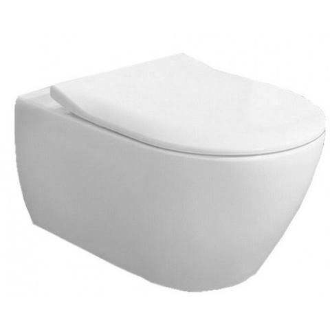 Villeroy & Boch Subway 2.0 wandcloset DirectFlush CeramicPlus met SlimSeat toiletzitting Softclosing & QuickRelease