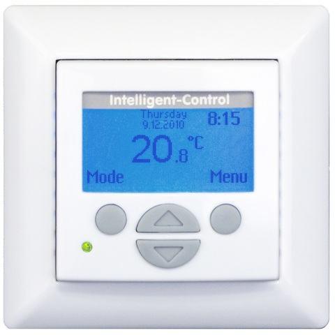 Blinq  vloerverwarmingmat+mic dig.therm.700x50 525w 3,5m2