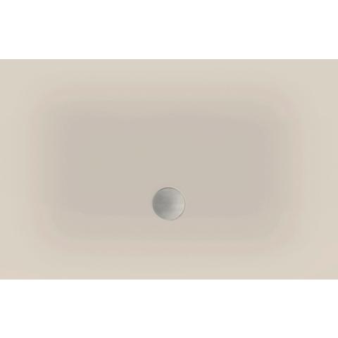 Xenz Flat douchevloer 100x80 cm Pergamon