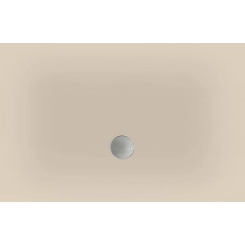 Xenz Flat douchevloer 120x80 cm Crème
