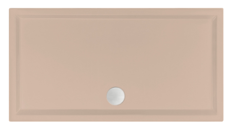 Xenz Mariana douchebak 100x70cm Bahama beige