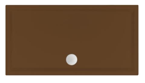 Xenz Mariana douchebak 100x70cm Klei