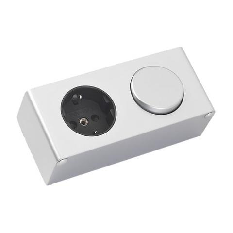 Blinq Ace schakelaar/stopcontact