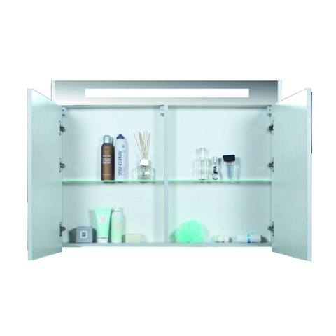 Blinq Ace spiegelkast Premium 80cm - eiken
