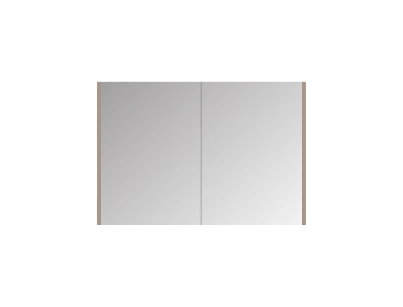 Blinq Ace spiegelkast Xcellent 60cm - eiken
