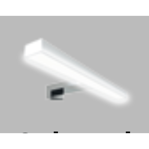Bewonen Luuk opbouwlamp chroom