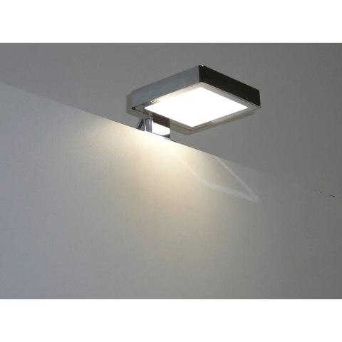 Blinq Gefion led verlichting 10x9x2cm voor spiegel en spiegelkast