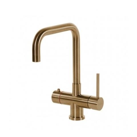 Selsiuz kokendwaterkraan haaks - gold - combi boiler