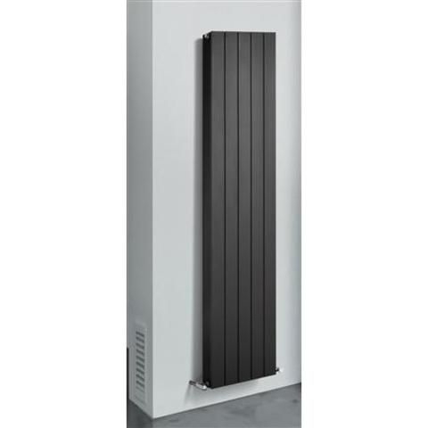 Thermrad AluStyle verticale designradiator 183,3 x 48 cm (H X L) antraciet