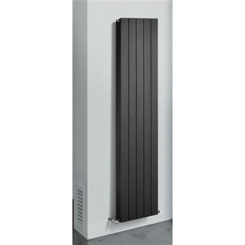 Thermrad AluStyle verticale designradiator 203,3 x 24 cm (H X L) antraciet