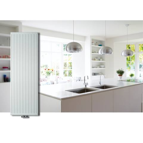 Thermrad Vertical Compact paneelradiator type 22 - 200 x 40 cm (H x L)