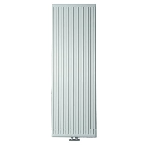 Thermrad Vertical Compact paneelradiator type 22 - 200 x 50 cm (H x L)