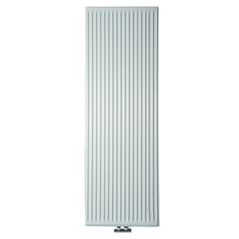 Thermrad Vertical Compact paneelradiator type 22 - 200 x 60 cm (H x L)