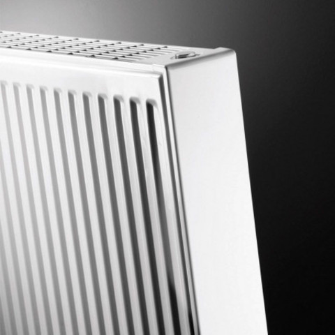 Thermrad Vertical Compact paneelradiator type 22 - 220 x 40 cm (H x L)