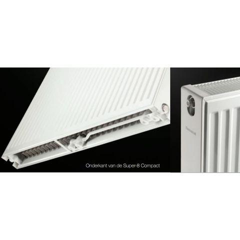 Thermrad Super 8 Compact paneelradiator type 22 - 300 x 30 cm (L x H)