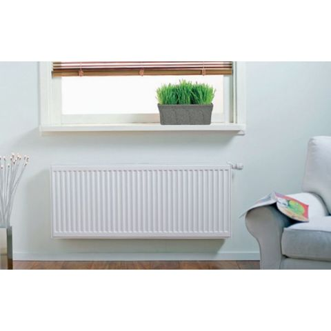 Thermrad Super 8 Compact paneelradiator type 22 - 200 x 40 cm (L x H)