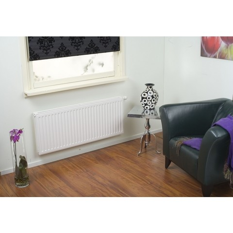 Thermrad Super 8 Compact paneelradiator type 22 - 220 x 40 cm (L x H)