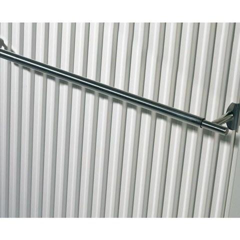 Thermrad handdoekbeugel voor Vertical 50cm breed, RVS
