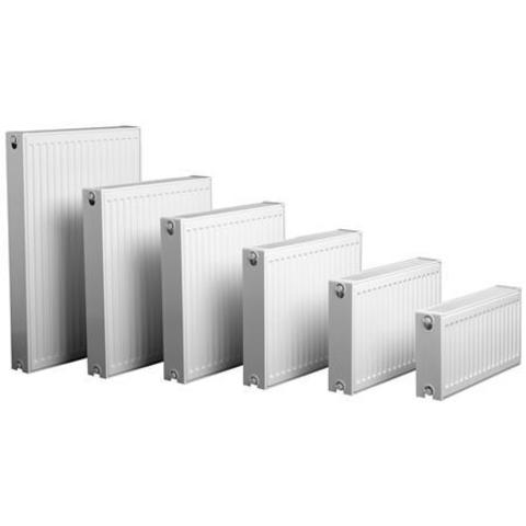 Thermrad Compact 4 Plus paneelradiator type 21 - 200 x 40 cm (L x H)