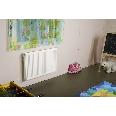 Thermrad Compact 4 Plus paneelradiator type 22 - 140 x 40 cm (L x H)