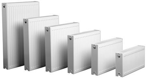 Thermrad Compact 4 Plus paneelradiator type 33 - 80 x 40 cm (L x H)