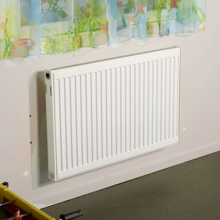 Thermrad Compact 4 Plus paneelradiator type 33 - 240 x 50 cm (L x H)