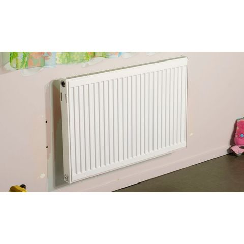 Thermrad Compact 4 Plus paneelradiator type 33 - 100 x 70 cm (L x H)
