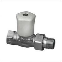Heimeier mikrotherm handbediende radiatorkraan 1/2 recht