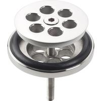 Clou Mini Wash Me plug voor siliconen waterstop chroom