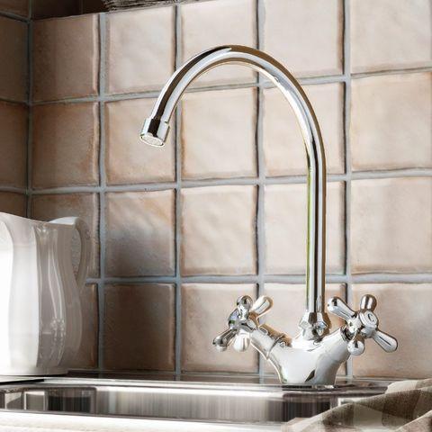 Hotbath Amice 040 keukenkraan klassiek