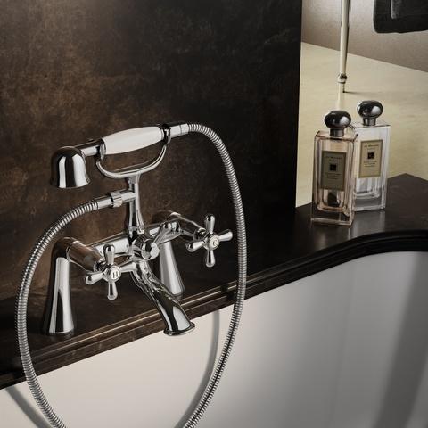 Hotbath Amice 030DM badmengkraan staand chroom