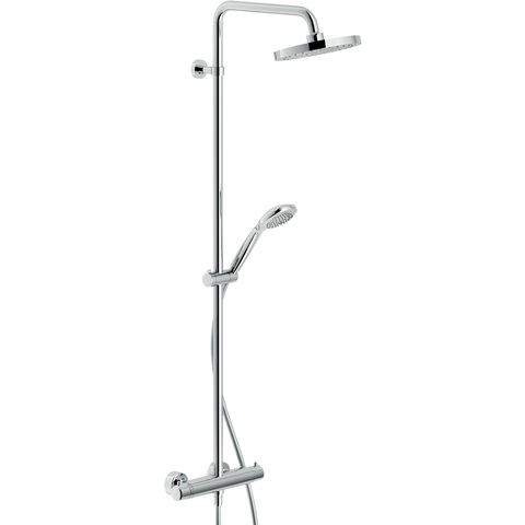 Blinq Wera showerset chroom