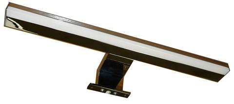 Blinq Gefion led verlichting 40cm.10w v/spiegel en spiegelkast chroom
