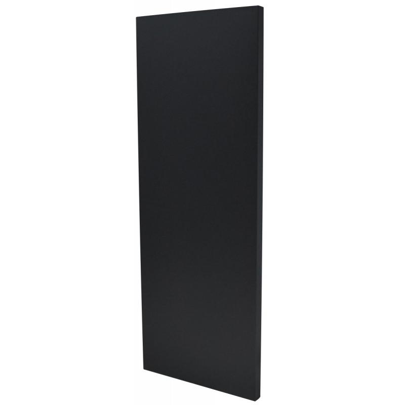Blinq Fresno radiator 181 x 67 cm (H x L) grijs metallic