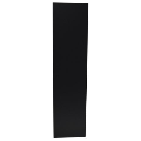 Blinq Fresno radiator 181 x 52 cm (H x L) grijs metallic