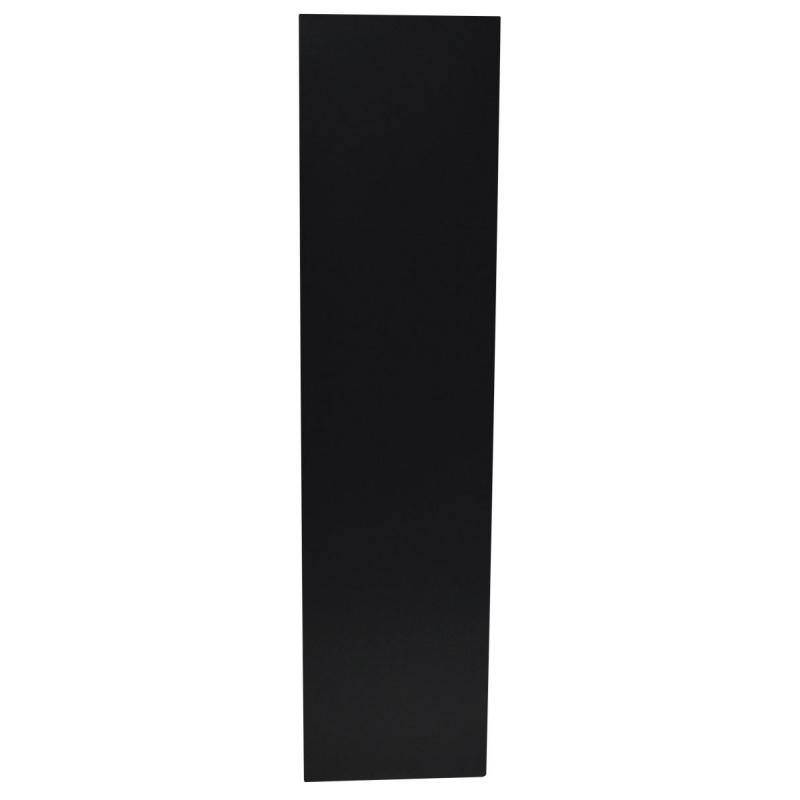 Blinq Fresno radiator 181 x 45 cm (H x L) grijs metallic