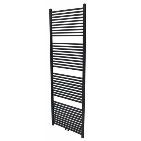 Blinq Altare S handdoekradiator 180 x 60 cm (H X L) grijs metallic