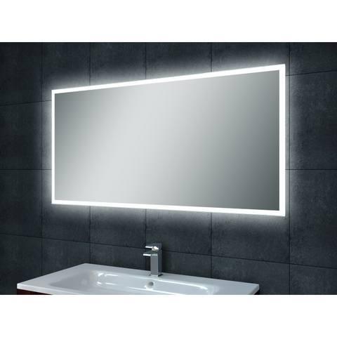 Wiesbaden Quatro spiegel 100x60 cm met rondom indirecte LED verlichting & verwarming
