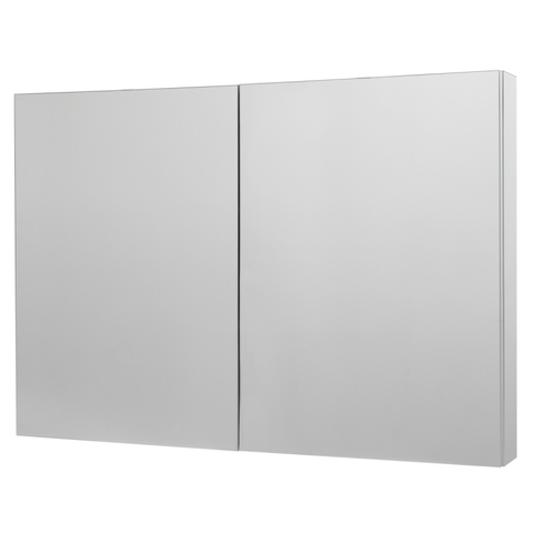 Blinq Long Beach spiegelkast 100 cm met 2 deuren