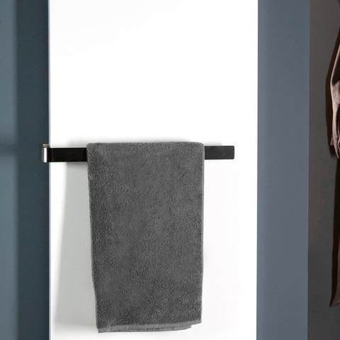 Instamat handdoekhouder geborsteld rvs voor Stretta radiator 57 cm
