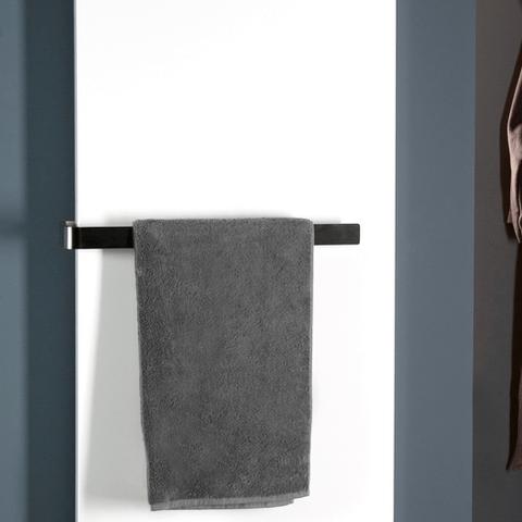 Instamat handdoekhouder geborsteld rvs voor Stretta radiator 67 cm