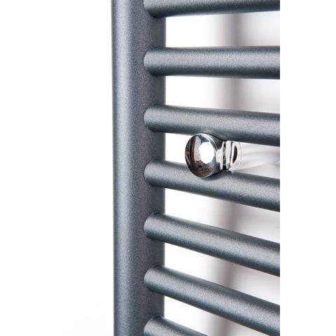 Instamat Nera designradiator 113 x 60 cm (H x L) grijs
