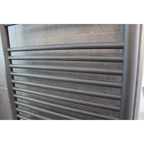 Instamat Nera designradiator 148 x 45 cm (H x L) grijs